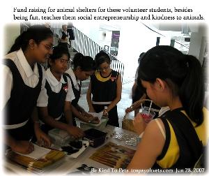 Social entrepreneurship for Sec 1 students? Toa Payoh Vets