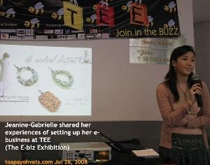 Singapore The E-biz Exhibition - first e-commerce bazaar. Toa Payoh Vets