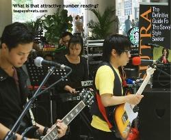 A Malay Rock Band? Singapore.  Toa Payoh Vets