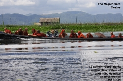 Myanmar's Lake Inle - clear waters. Toa Payoh Vets