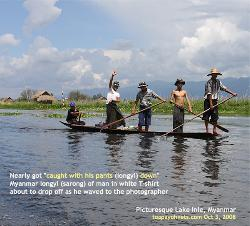 Myanmar, Lake Inle, Smiles, Friendly people.Toa Payoh Vets