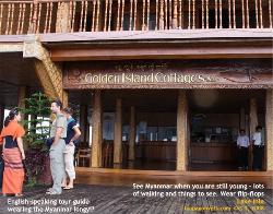 Golden Island Cottages Villa, Lake Inle, Myanmar. Toa Payoh Vets